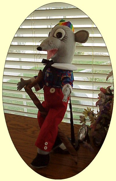 Johnny Mouse....My Very Own Version....Coming Soon !!  Be Sure to Check Back for Updates.