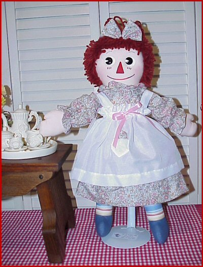 Raggedy Ann and Andy Dolls