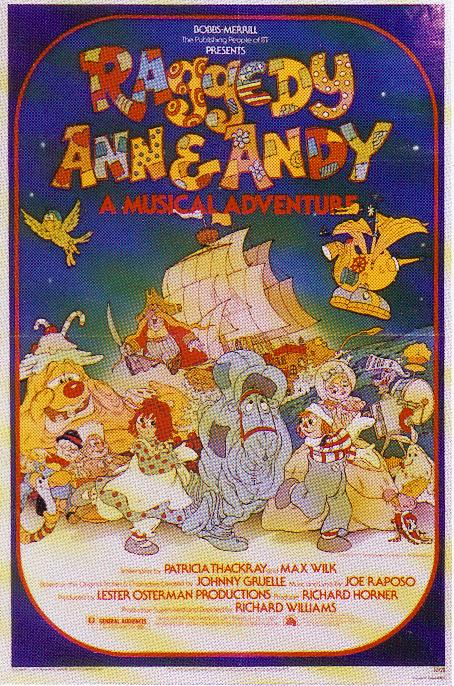 Raggedy Ann & Andy ~ A Musical Adventure ~